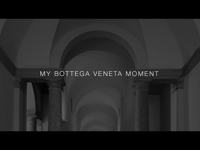 My Bottega Veneta Moment