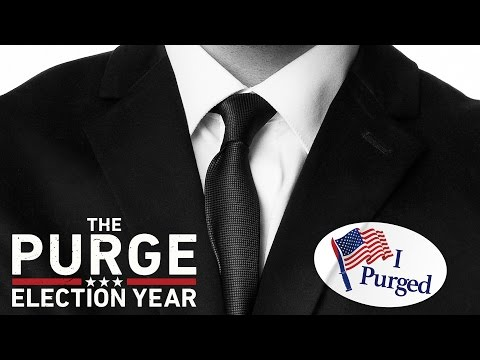 The Purge: Election Year - In Theaters July 1 (TV Spot 1) (HD)