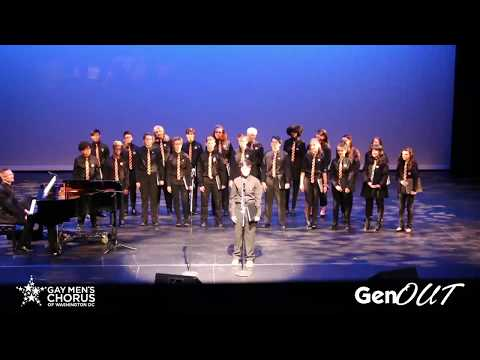 """""""I Was Here"""" performed by the GenOUT Chorus"""