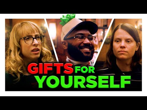 Gifts That Are Clearly for Yourself