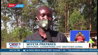 Wiyeta girls ready to renew fight for national girls soccer title that will be held in Mombasa