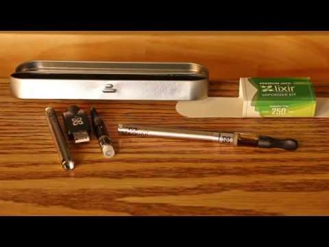 Zlixir Oil Pen Review! Canna Cabana Express
