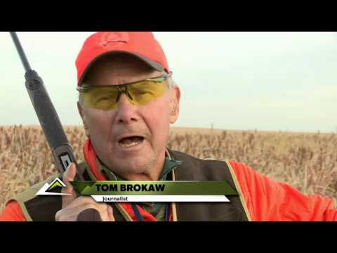 Ram Outdoorsman with Tom Brokaw