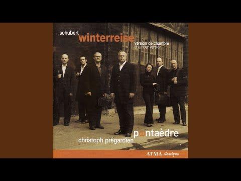 Winterreise, Op. 89, D. 911 (arr. N. Forget) : No. 3. Gefrorne Tranen