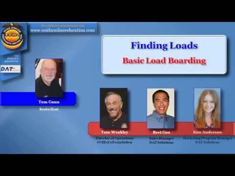 Basic Load Boarding