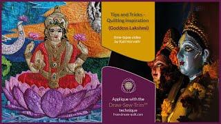 DST Tips & Tricks - Goddess Lakshmi (DST / Time-lapse)