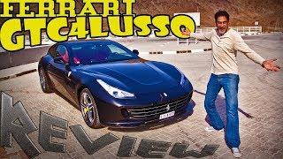 Ferrari GTC4Lusso review - precursor to the Ferrari SUV