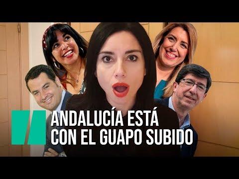 """""""Andalucía está con el guapo subido"""", por Marta Flich"""