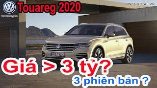 Thông tin mới nhất về Volkswagen Touareg 2020 sẽ về Việt Nam