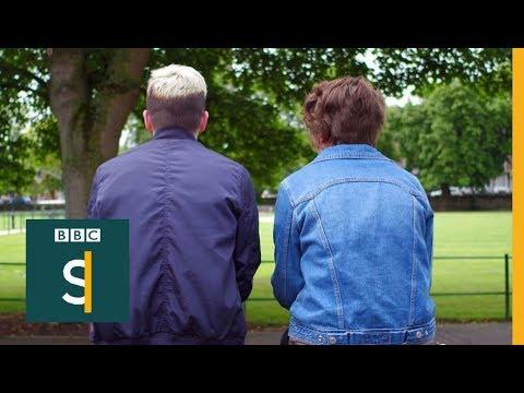 Teenage, gay and Northern Irish - BBC Stories