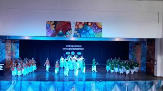 Patriotic dance on song tera rang aisa chad gaya( satyamev jayate)