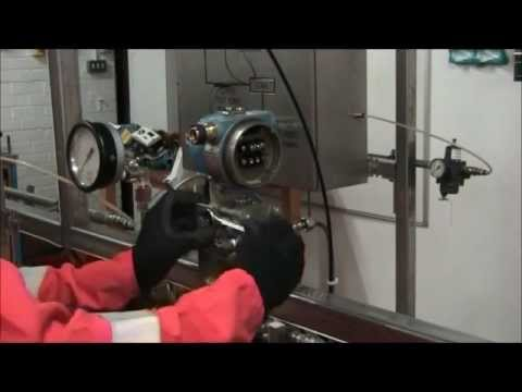 Differential Pressure Transmitter Replacement.wmv