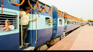 Silchar-New Delhi Sampark Kranti flagged off