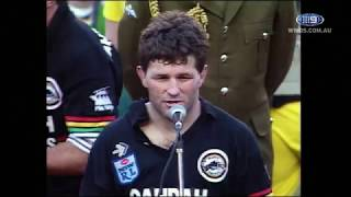 Cheers to the 1991 Grand Final
