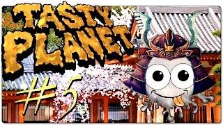 en el japn medieval   tasty planet back for seconds   gameplay espaol   manucraft