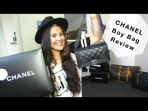 Boy Chanel review in Cantonese 廣東話版 de8d88610ce5b
