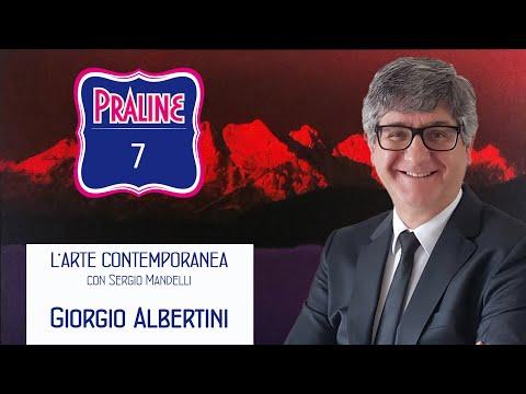 Capire l'arte contemporanea con Sergio Mandelli. Pralina N° 07 - Giorgio Albertini