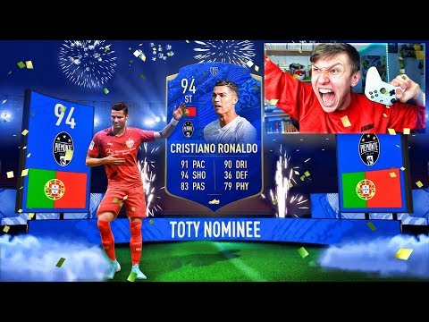 I GOT BLUE RONALDO IN A PACK!! (FIFA 20 Pack Opening)