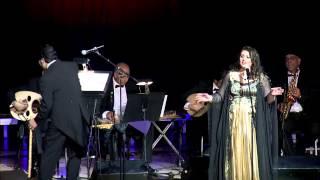 Ghaneelee Shway Shway - Ghada Derbas and National Arab Orchestra - غنيلي شوية شوية - غادة درباس
