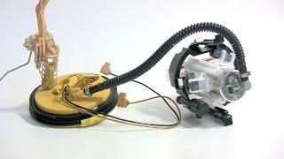 DIY: BMW E39 M5 - Fuel Pump