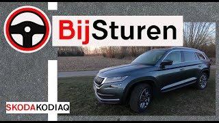 BijSturen - 2017 Skoda Kodiaq Style 2.0 TDI 4x4 150PK test review