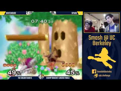 The Golden Bair 6 - Champion Bracket Losers Finals: Spark vs
