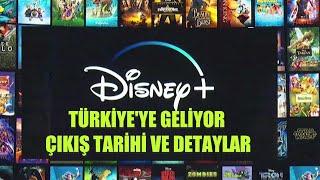 Disney Plus Türkiye 'ye Ne Zaman Gelecek ? / Yeni Çıkış Tarihi