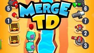 Merge TD: Idle Tower Defense