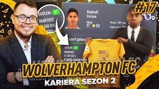 DRUGI SEZON! NOWY TRANSFER - #17 KARIERA WOLVES | FIFA 20
