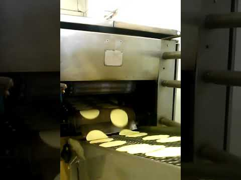 Used Superior 2'-row Corn Tortilla 12 Ft. Oven For Sale By Tortillaworld.com™