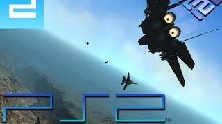 Aero Elite: Combat Academy-Gameplay Arcade Mode PCSX2/BR