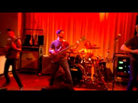 Scale The Summit - Glacial Planet live at Metro Gallery 10/28/2013