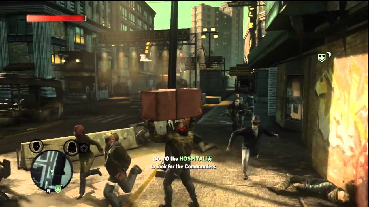 First Play: Prototype 2