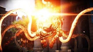 Gears of War 4: Reaver Boss Fight (4K 60fps)
