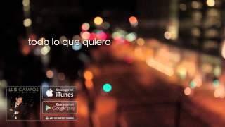 La Cura Pal Dolor - Luis Campos [Audio Oficial]
