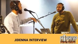 "Jidenna Interview With DJ Suss One Talks Single ""Little Bit More"", Being Mixed, Politics and More!"