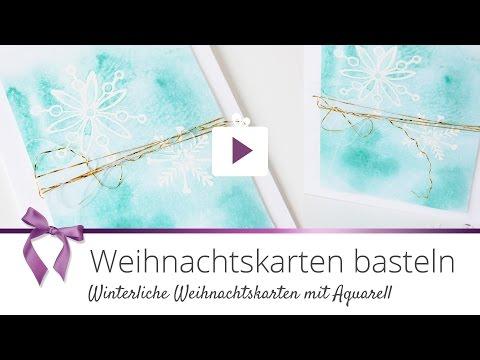 [diy]-aquarell-weihnachtskarte-basteln- -danato