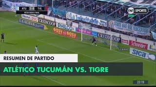 Resumen de Atlético Tucumán vs Tigre (3-0) | Fecha 5 - Superliga Argentina 2018/2019