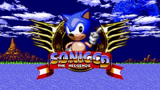 Sonic CD Full Playthrough Sega Genesis CD