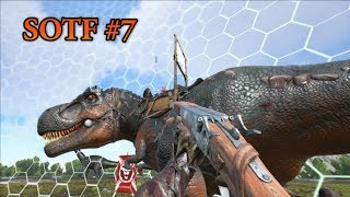 Big Gunfights in Deathmatch! - ARK Survival Of The Fittest #7 || Cantex