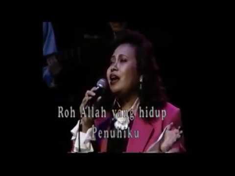 Welyar Kauntu - Roh Allah yang Hidup - 1995 Symphony Music Live Worship