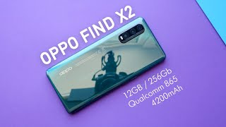 Обзор OPPO Find X2 - Qualcomm 865 и экран с минимальным ШИМ