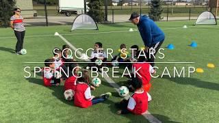 Soccer Stars Spring Break Camp