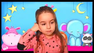 Funny song for kids by Miss Lana