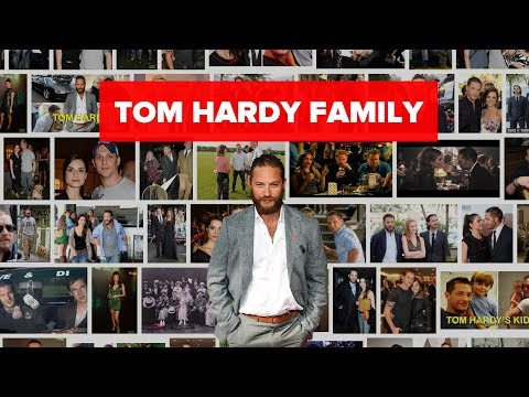 Tom Hardy family