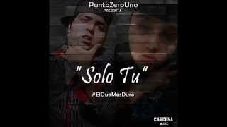 Download Solo Tu - PuntoZeroUno  (Prod.MaayyooRockafeler) MP3 song and Music Video