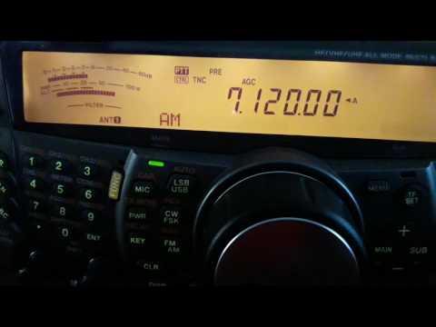 Radio Hargeysa (Hargeysa, Somalia) - 7120 kHz