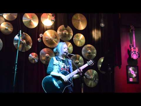 08 Paige Kopp - City Of Angels (The Distillers Cover) (Acoustic Punk Night @ Taps, Nov. 28, 2015)