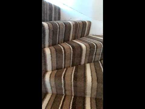 Stripe. Carpet