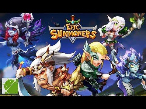 Epic Summoners hack apk